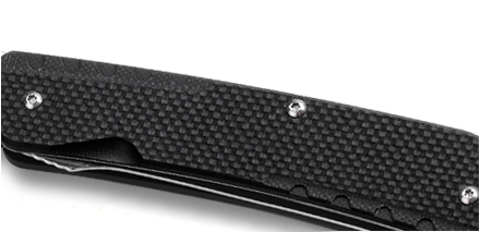 Knife Features – Knife Handle – All LD Series products