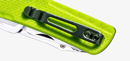 Knife Features – Pocket Clip – LD43